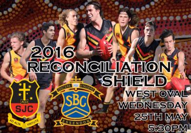 Reconciliation Shield 2016
