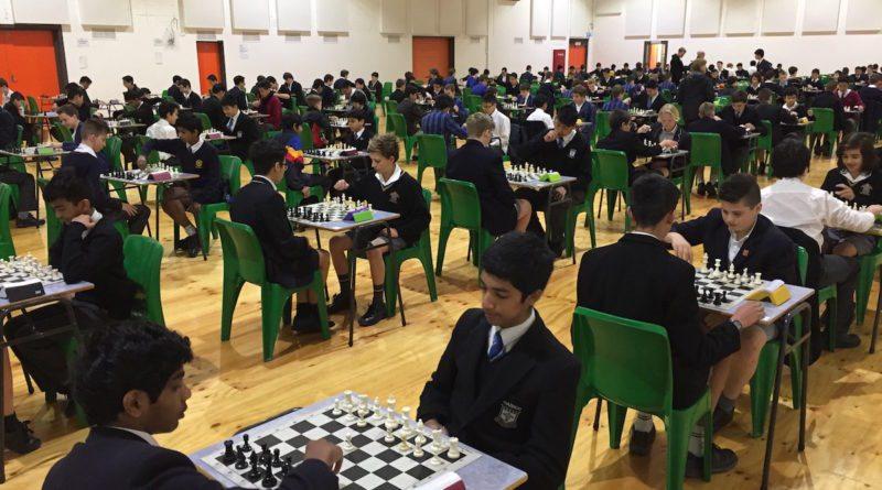 Chess Men Impress