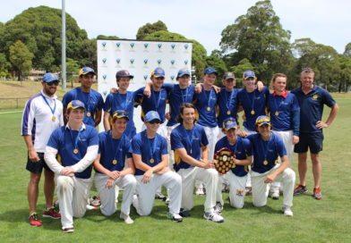 De La Salle Victorian Cricket Champions