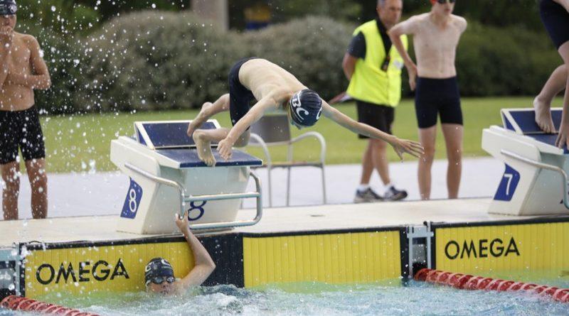 Swimming Championship Program
