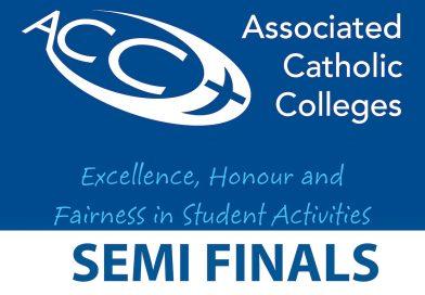 Term 1 Sport – Semi Finals