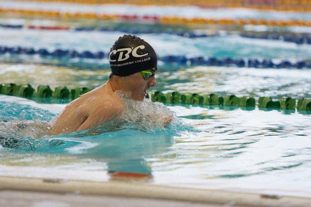 Records Tumble In ACC Super Swim Meet