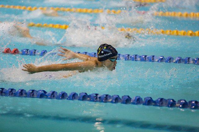 Swimming Championship Results
