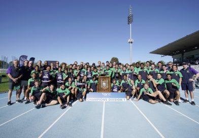 Athletics 2018 Championship Results