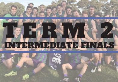 Intermediate Finals