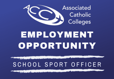 Employment Opportunity – School Sport Officer