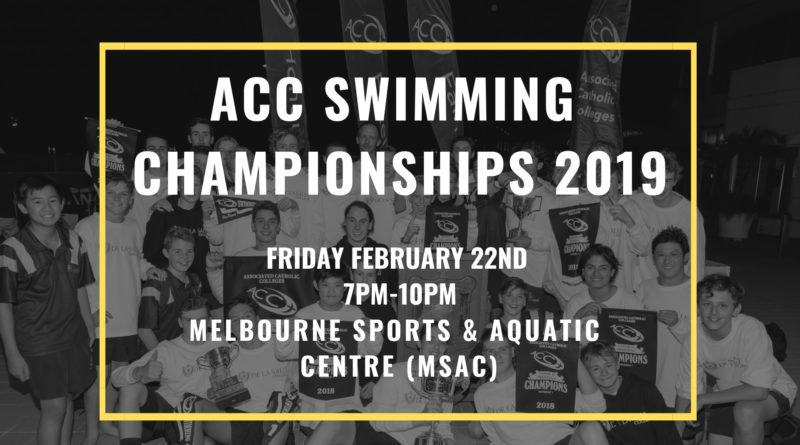 Swimming Champs