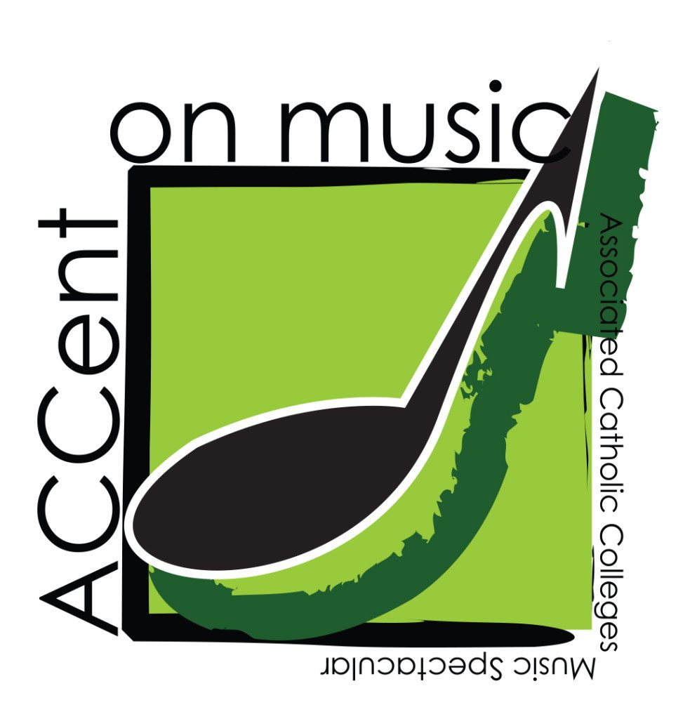 ACCent on music logo 2014
