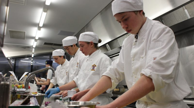 ACC Culinary Comp Results