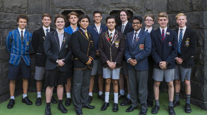 2018 Student Leaders