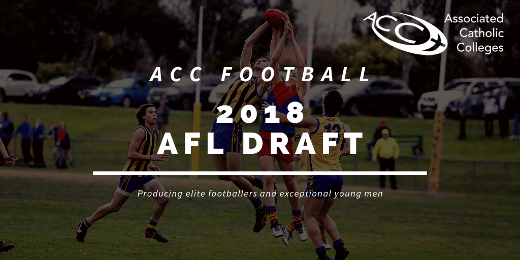 ACC has the Numbers in the AFL Draft