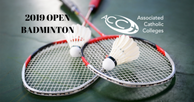 ACC Open Badminton