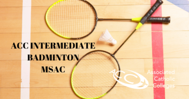 ACC Intermediate Badminton