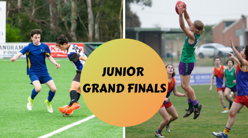 JUNIOR GRAND FINALS ARE SET!