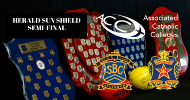 HERALD SUN SHIELD – INT/SNR SEMI FINAL