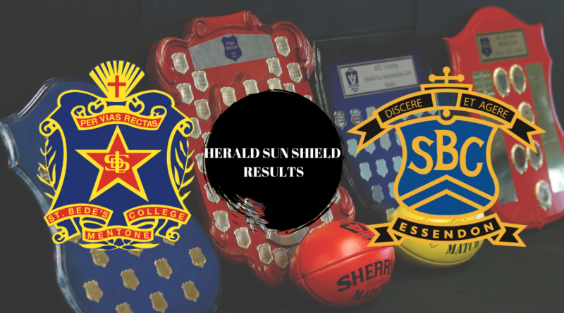 HERALD SUN SHIELD – SEMI FINAL RESULTS