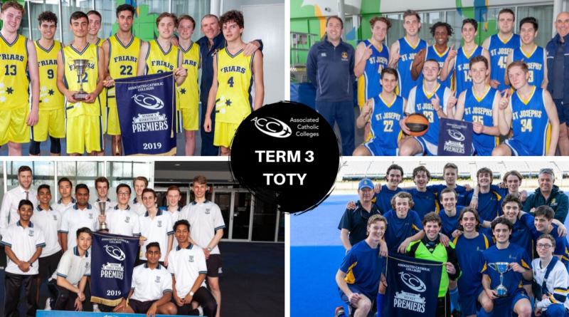 Term 3 Team of the Year